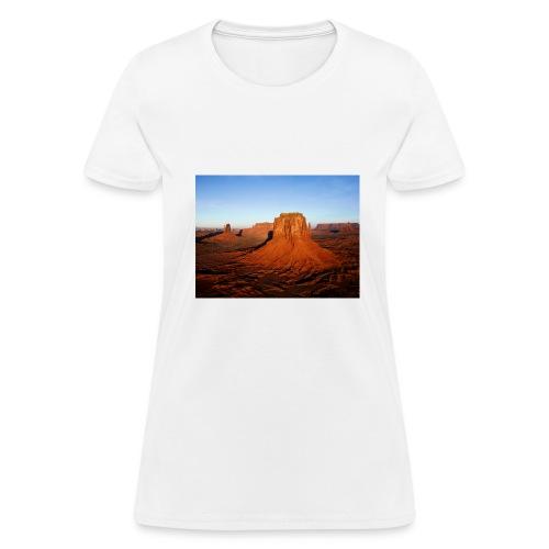 Desert - Women's T-Shirt
