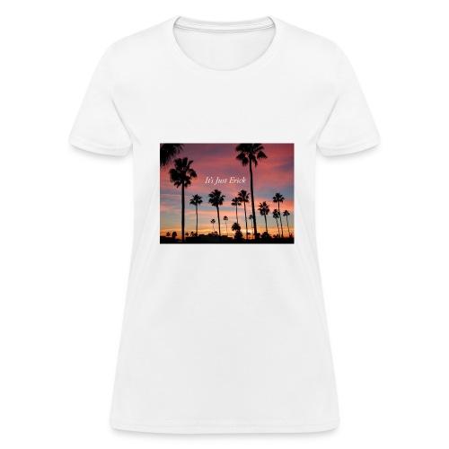 Its just erick - Women's T-Shirt