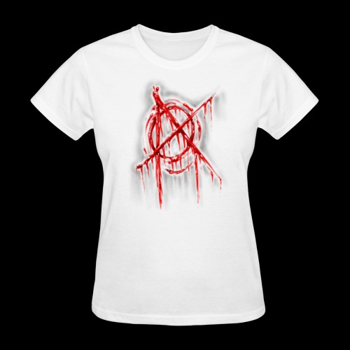 Anarchy In the flesh - Women's T-Shirt
