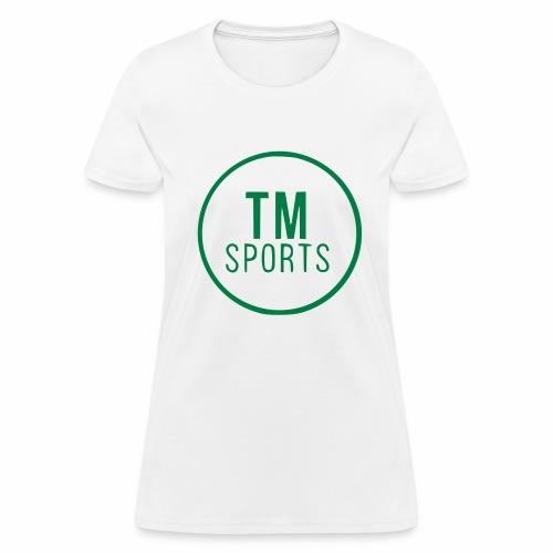TM Sports Logo - Women's T-Shirt