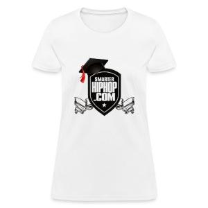 Official Smarterhiphop Merch - Women's T-Shirt