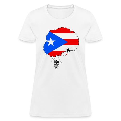 Borinken Roots - Women's T-Shirt