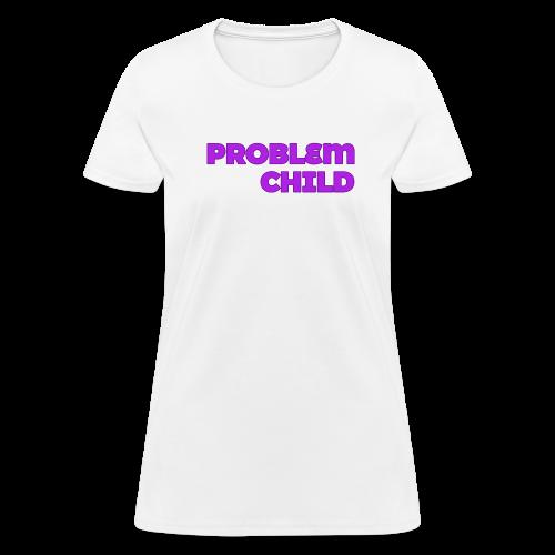 Problem Child Logo - Women's T-Shirt