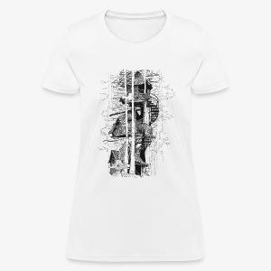 Tee House - Women's T-Shirt