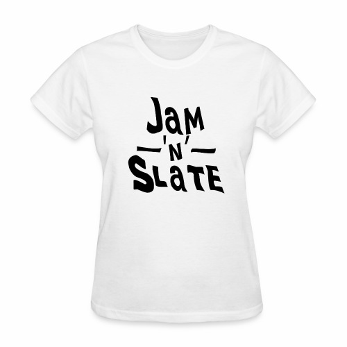 Jam 'n' Slate Logo - Women's T-Shirt