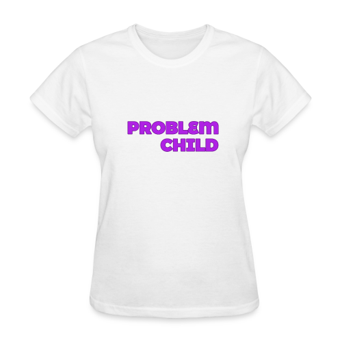 Problem Child Logo - Women's T-Shirt