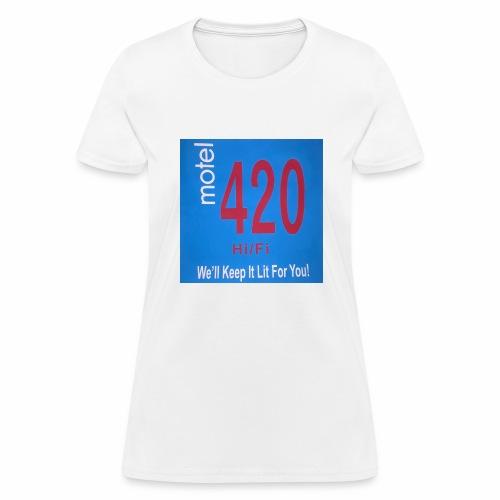 CANNABIS LOVERS! - Women's T-Shirt