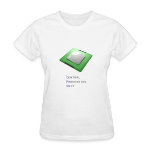 CPU - Central Processing Unit - Women's T-Shirt