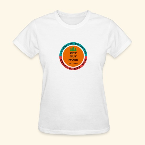Get Out More Adventure Unlimited - Women's T-Shirt