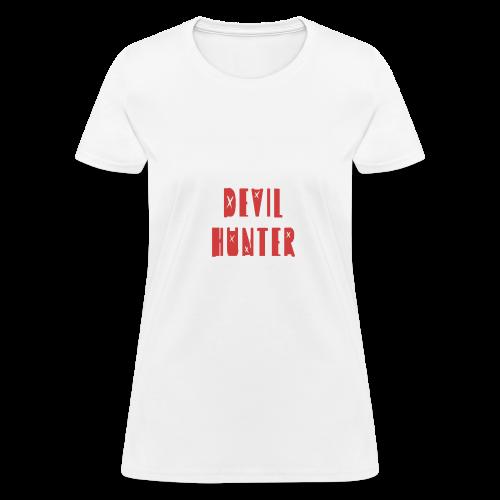 Devil Hunter - Women's T-Shirt