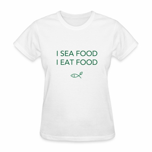 sea food - Women's T-Shirt