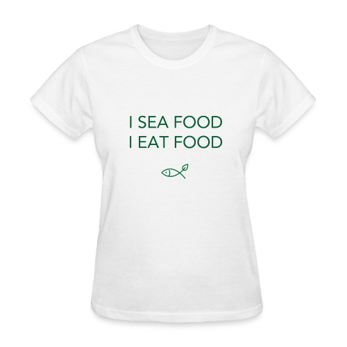 sea food - Women's T-Shirt