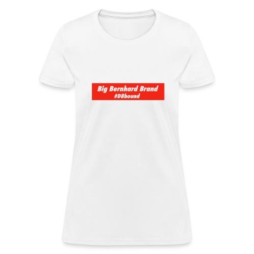 Big Bernhard Brand - Women's T-Shirt