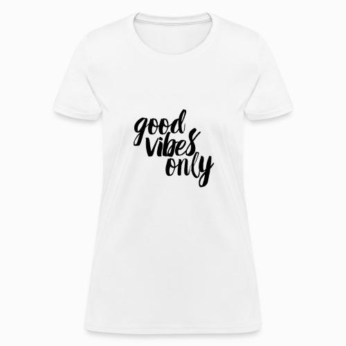 Solo Buenas Vibras - Women's T-Shirt
