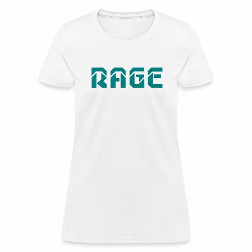 RAGE logo 2017 - Women's T-Shirt
