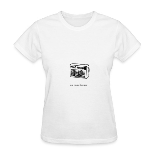 air conditioner - Women's T-Shirt