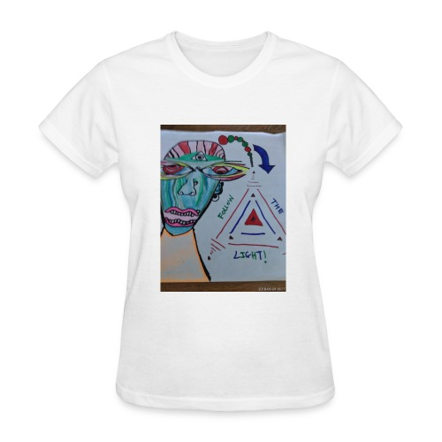 Light - Women's T-Shirt