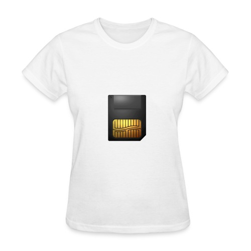 Memory Card - Women's T-Shirt