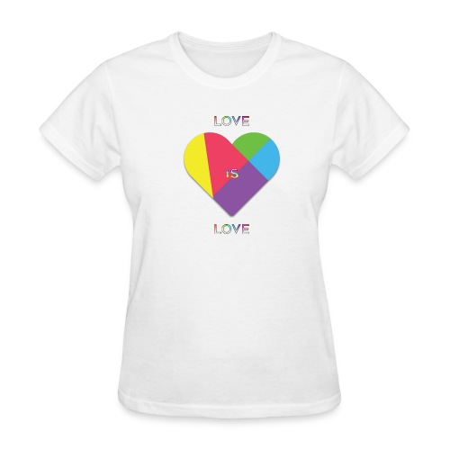 Love Is Love Collection - Women's T-Shirt