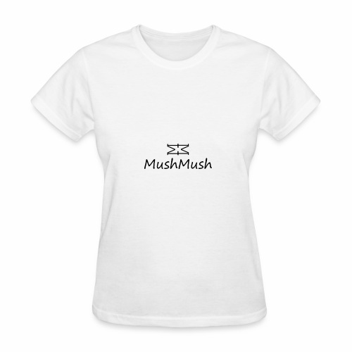Logo On Light - Women's T-Shirt