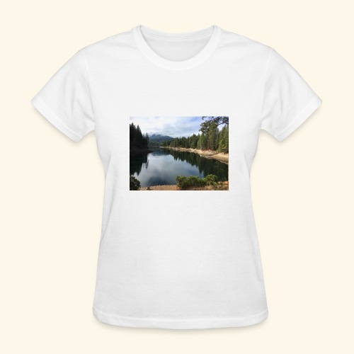 personal photo Shasta area - Women's T-Shirt