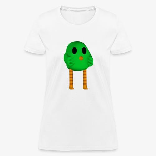 The legendary 3d birb. - Women's T-Shirt