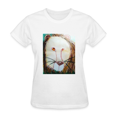 Lion in your life - Women's T-Shirt