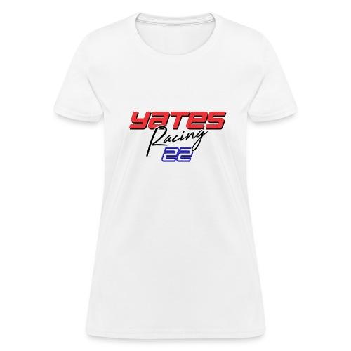 Yates Racing RED - Women's T-Shirt