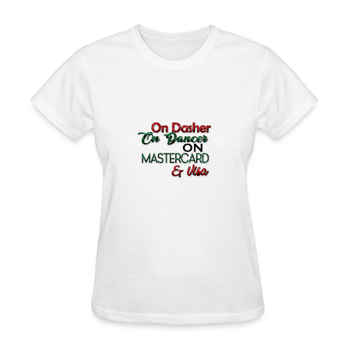 christmasshopping - Women's T-Shirt