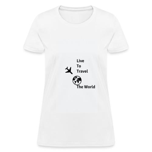 Travel - Women's T-Shirt