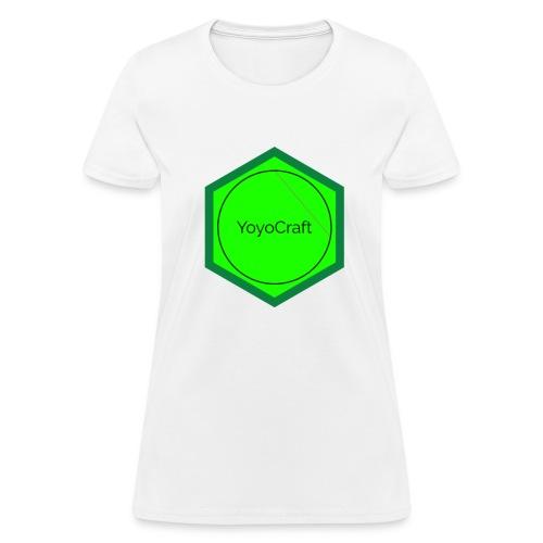 Logomakr 2ZQxx3 - Women's T-Shirt