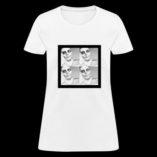 skullXmonster - Women's T-Shirt
