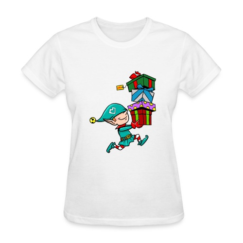 Premium Design Elf - Women's T-Shirt