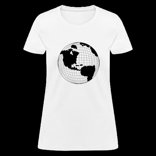 Cammil world - Women's T-Shirt