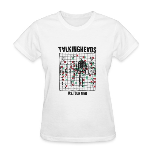 Talking Heads - Women's T-Shirt