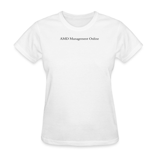 AMD Management Online - Women's T-Shirt