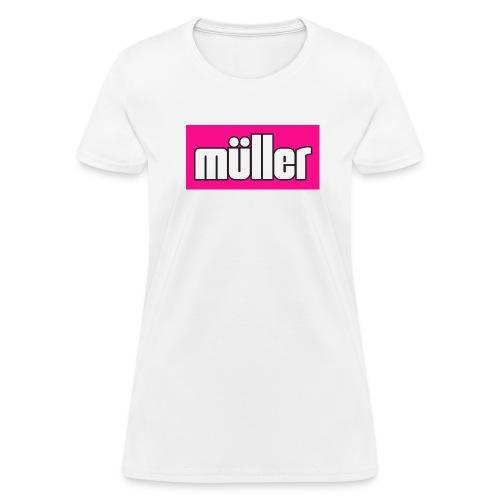 muller pink - Women's T-Shirt