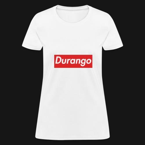 Supreme Durango Line - Women's T-Shirt