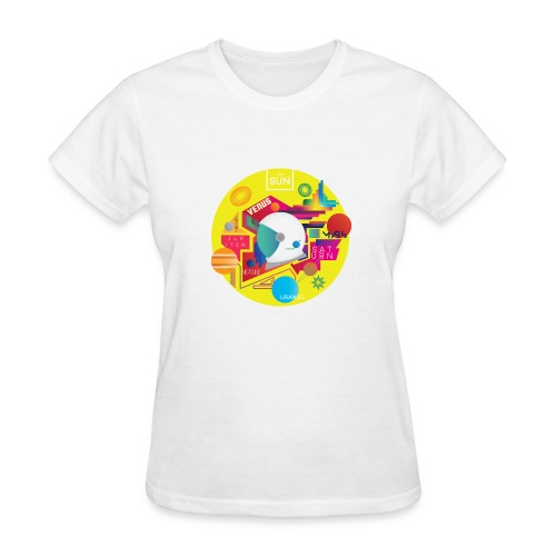 Cosmonaut DESIGN - Women's T-Shirt