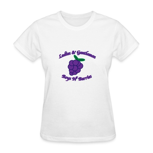 Boys N' Berries - Women's T-Shirt