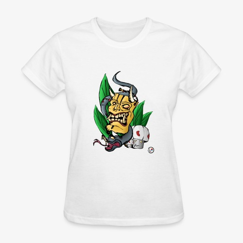 Mask´s - Women's T-Shirt
