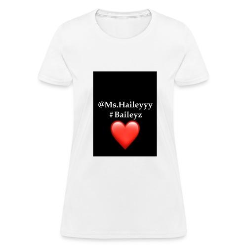 QWN008B21 - Women's T-Shirt