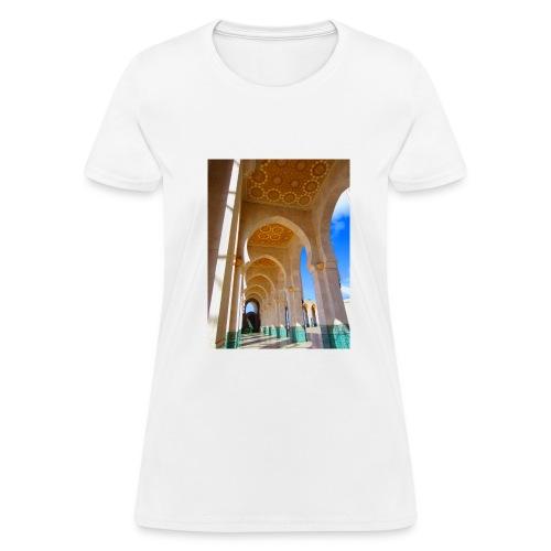 Arch of Liberty - Women's T-Shirt