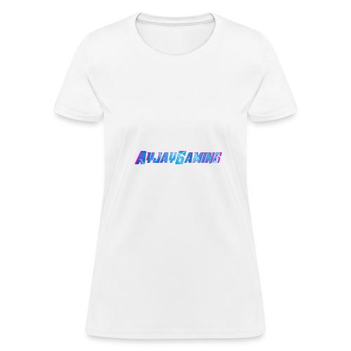 Merch Text - Women's T-Shirt