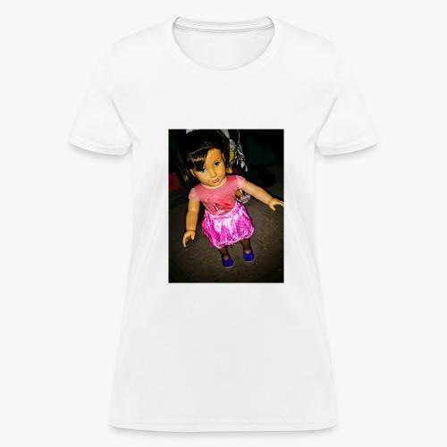 American Girl - Women's T-Shirt