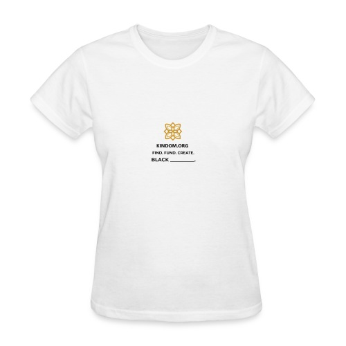 Kindom Insert T-Shirt - Women's T-Shirt