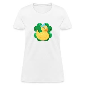 LuckyDuckyLogo - Women's T-Shirt