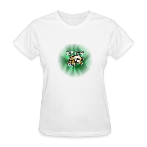 Voff Vrfoff Dog - Women's T-Shirt