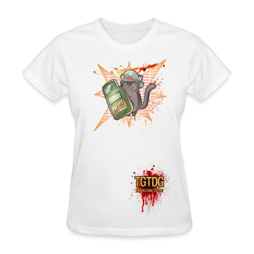 TGCat - Women's T-Shirt