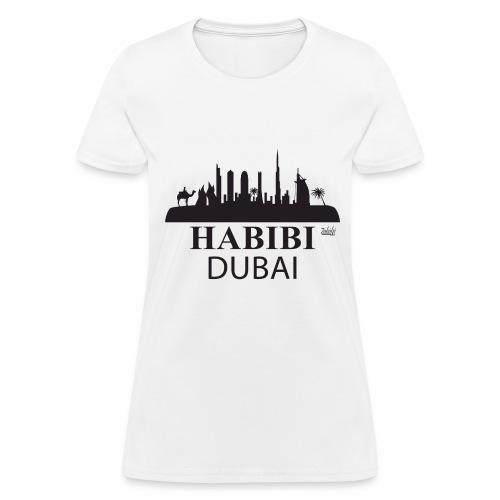 Habibi Dubai - Women's T-Shirt